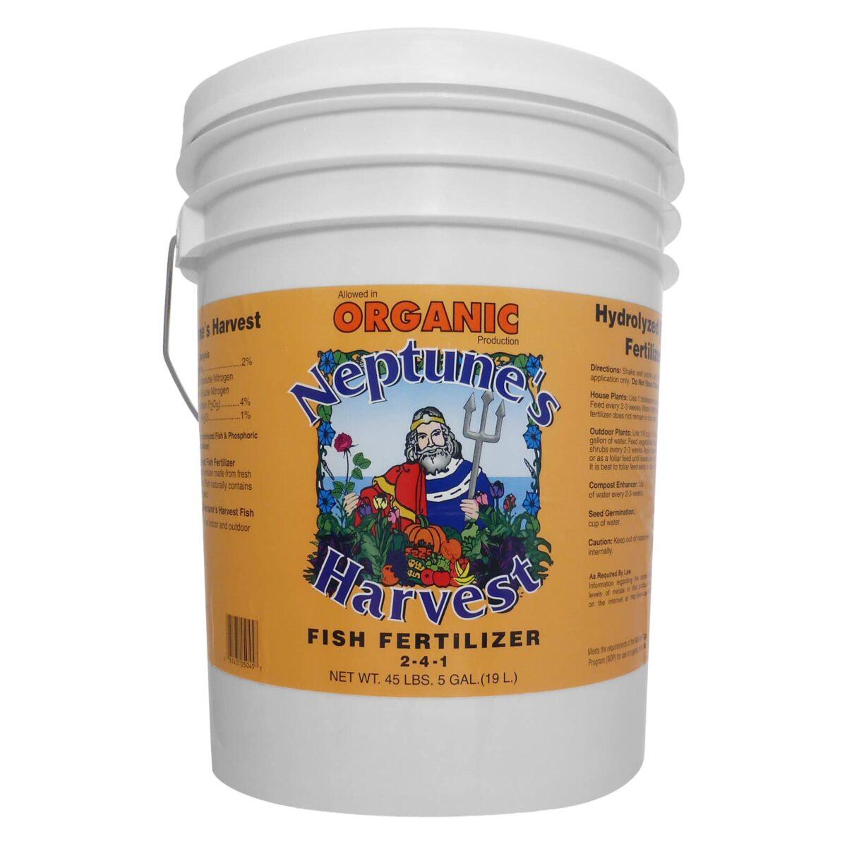 fish fertilizer