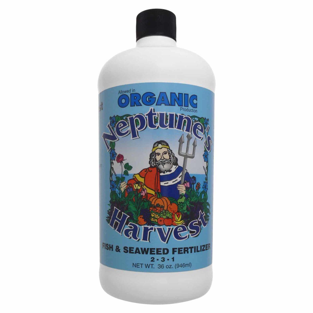 fish seaweed fertilizer