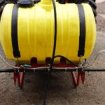 modified boom sprayer