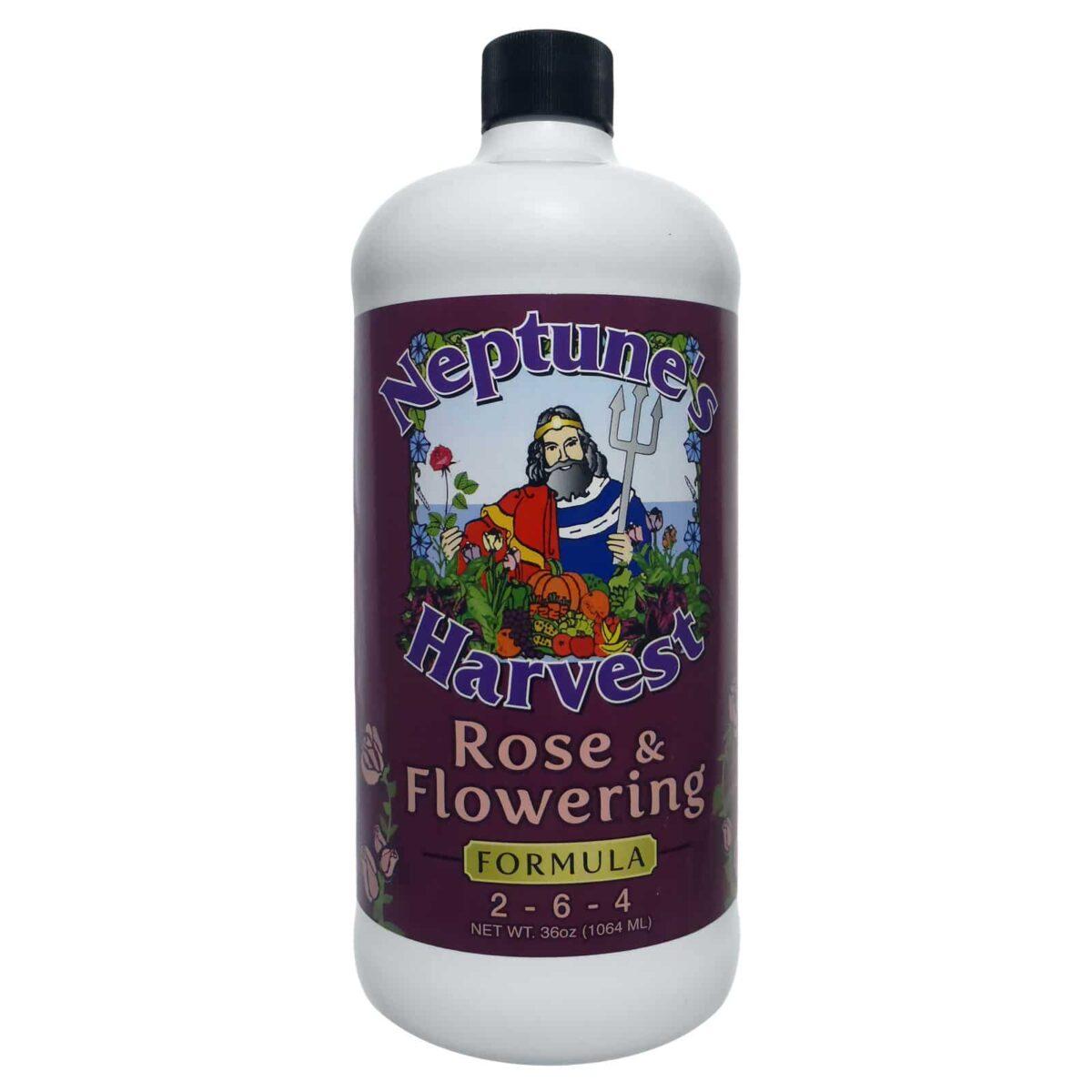 Rose & Flowering