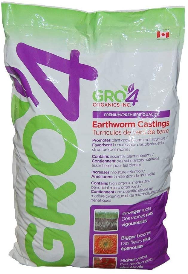 worm castings 20L
