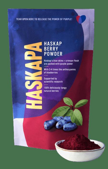 Haskap Powder